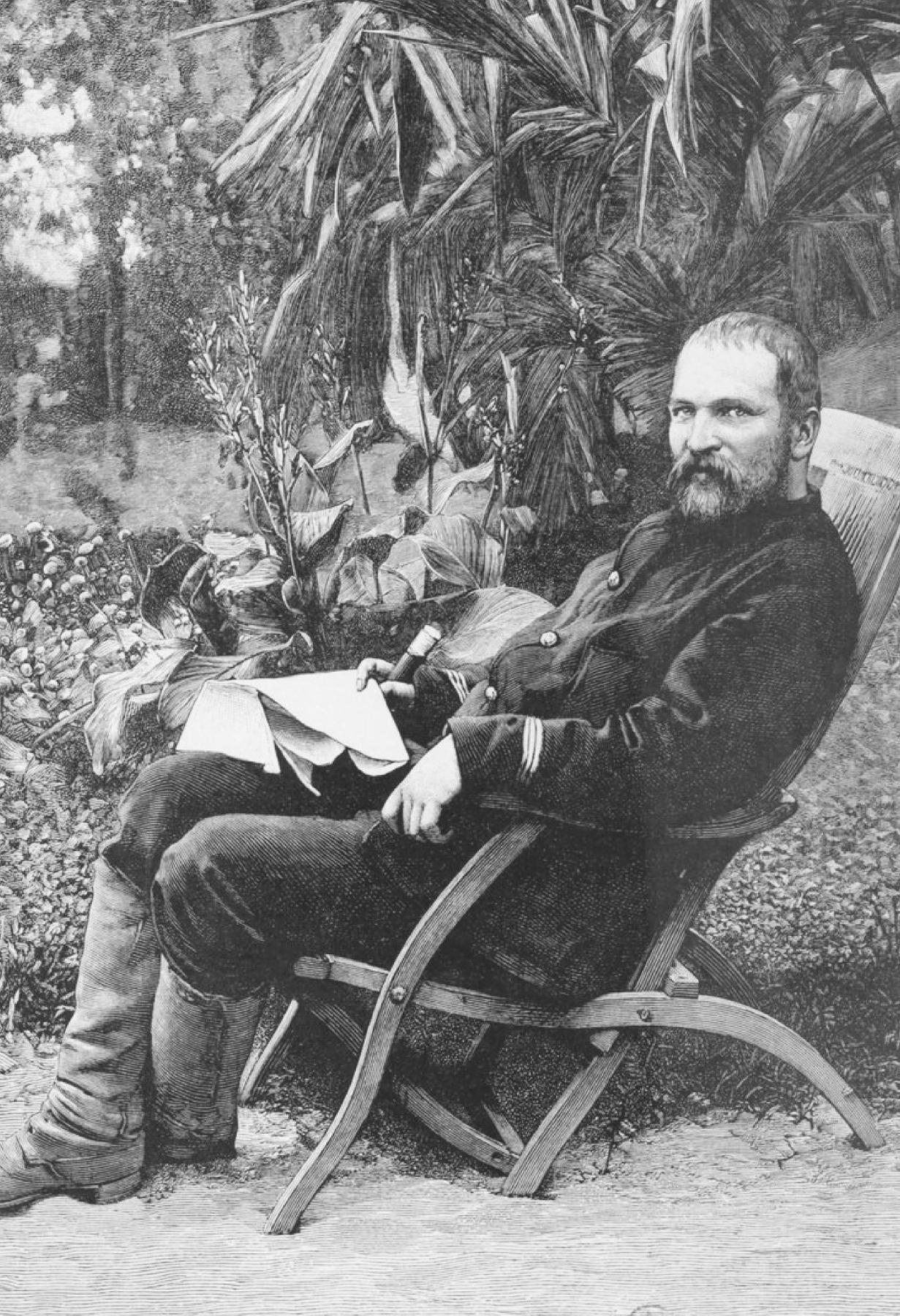 Album TONKIN 1884-1885