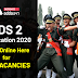 CDS 2 Notification 2020: Apply Online here for 344 Vacancies