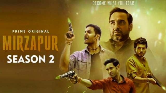 Mirzapur Season 2 Web Series Free Watch & Download - Filmywap, Filmyhit HD 720p