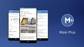 تحميل تطبيق Maki Plus :تطبيق فايسبوك و مسنجر في تطبيق واحد النسخة المدفوعة