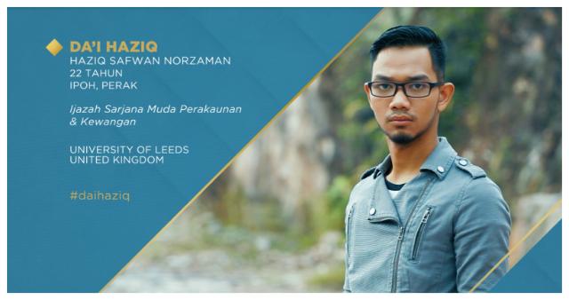 Dai Pendakwah Nusantara musim keenam. Jom saksikan pentas akhir malam ini.