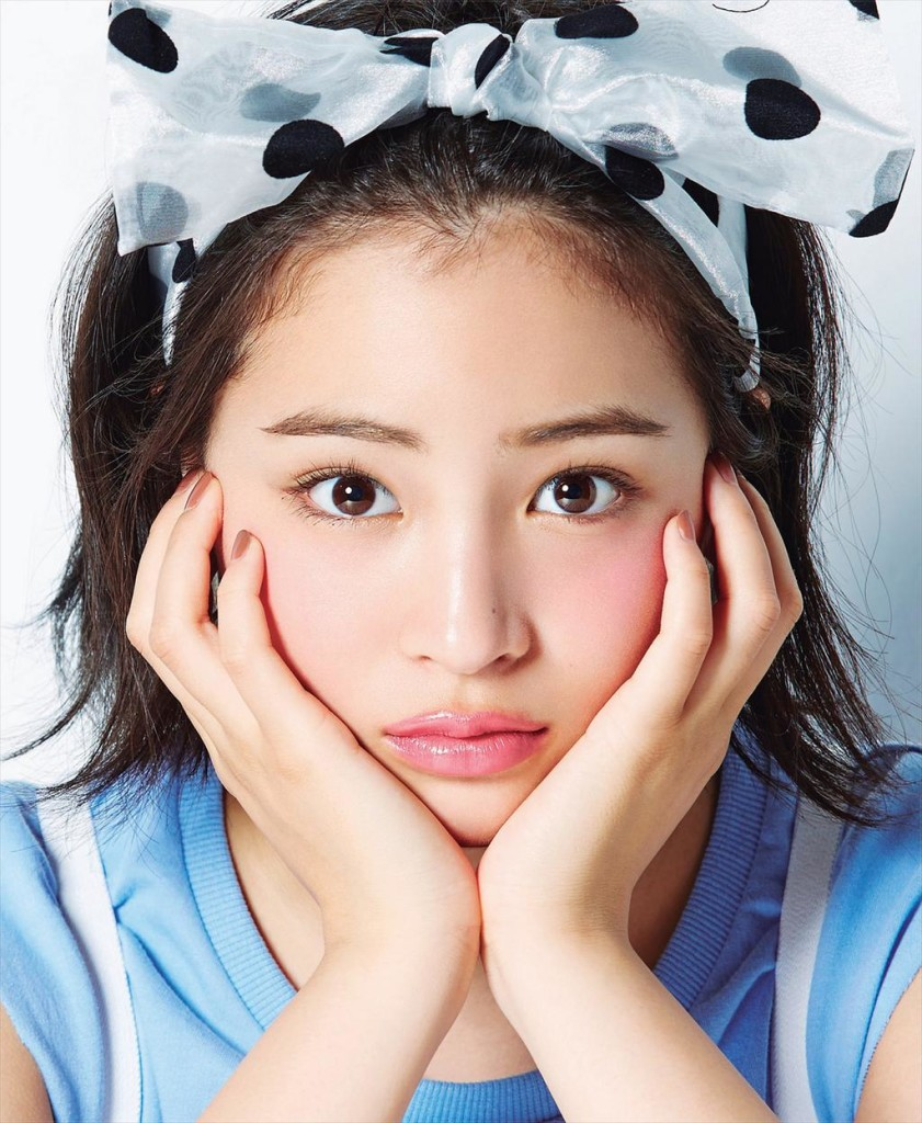 Suzu Hirose / 広瀬すず - Aktris Jepang