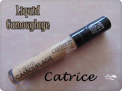"""Un básico en mi tocador: corrector """"Camouflage"""" de Catrice"""
