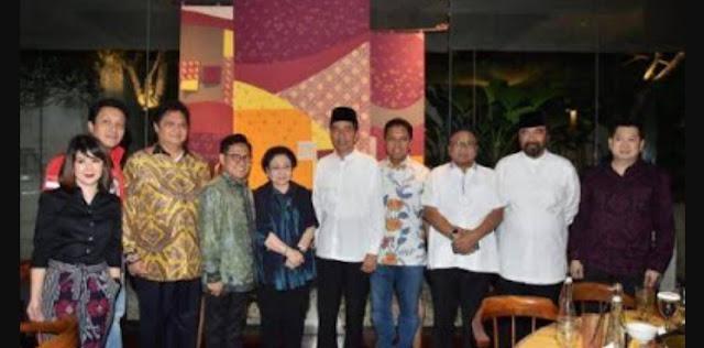 Ditanya Persiapan Debat, Jokowi: Debat Aja Pakai Latihan!