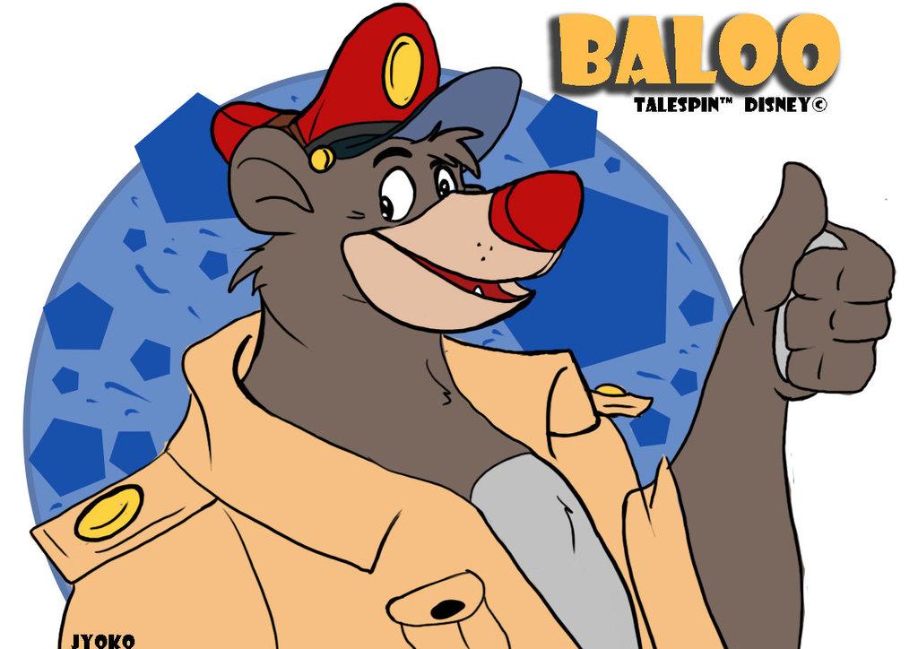 Fotos del oso baloo 3