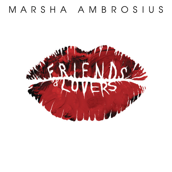 Marsha Ambrosius - Friends & Lovers Cover
