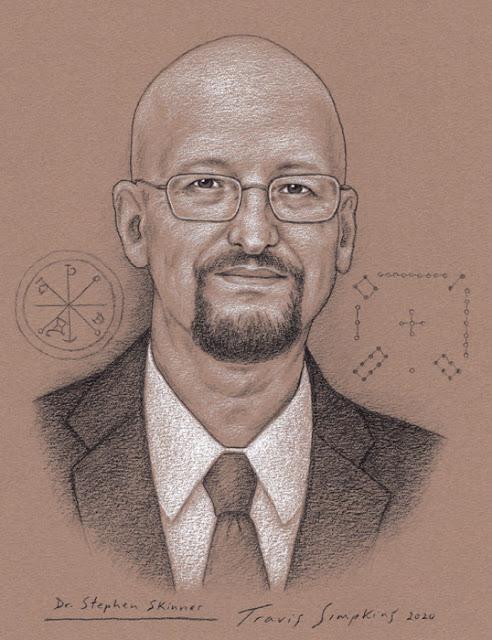 Stephen Skinner. Graeco-Egyptian Magic. Key of Solomon. Ceremonial Magick. Feng Shui. by Travis Simpkins