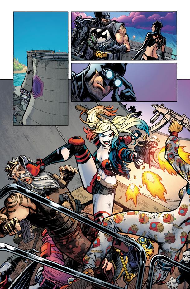 Batman/Fortnite - Page 10