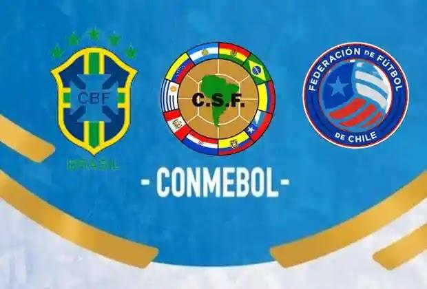 مباريات كوبا امريكا 2021,منتخب البرازيل,منتخب تشيلي