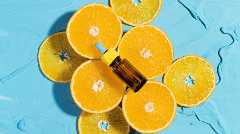 Vitamin C nên thêm vào routine sau khi đã quen với AHA/BHA