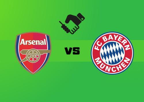 Arsenal vs Bayern München  Resumen & Partido Completo