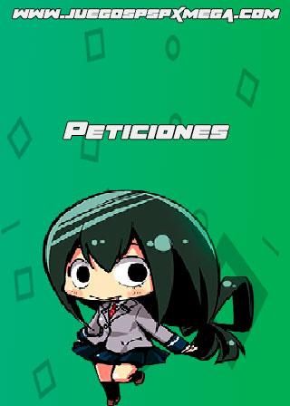 Peticiones PSP