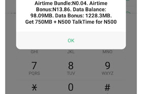 Get Free MTN Awoof Data On Your MTN Sim 2020/2021