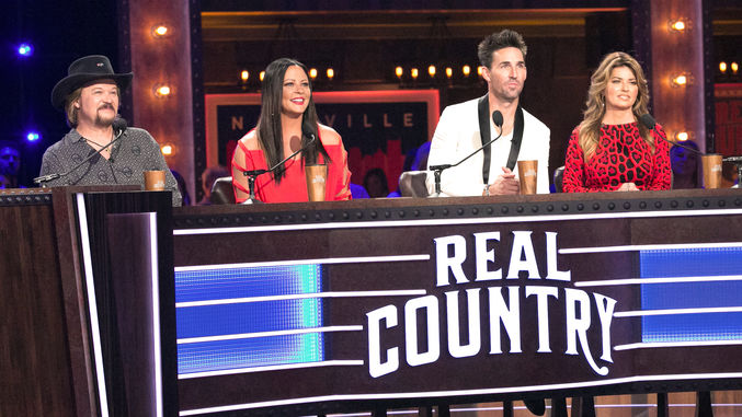 Cable Renew/Cancel - AMC, FX & USA: Real Country is Real-ly