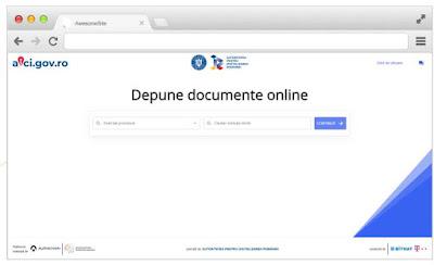 ghid utilizare aici gov ro pdf
