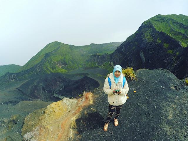 Pengalaman Pertama Mendaki Gunung /Bukit Kaba - Curup Bengkulu
