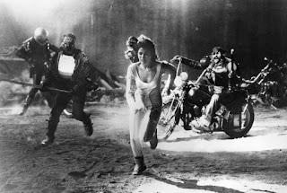 El rodaje de Perseguido - The Running Man
