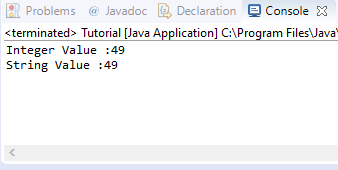 [Easiest] Way To Convert Integer To String In Java