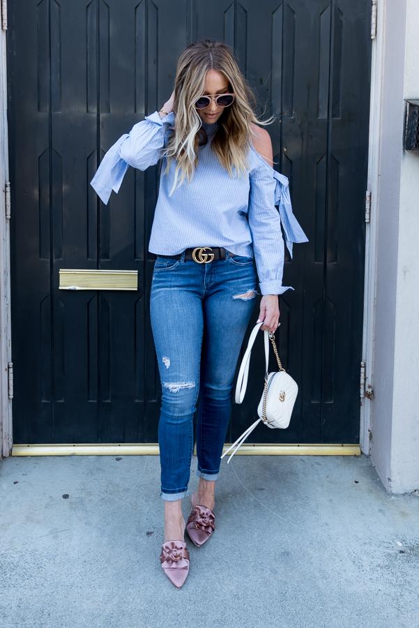 white gucci handbag parlor girl