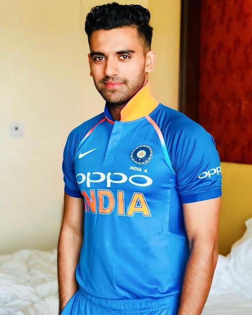 Deepak Indian Cricket Team