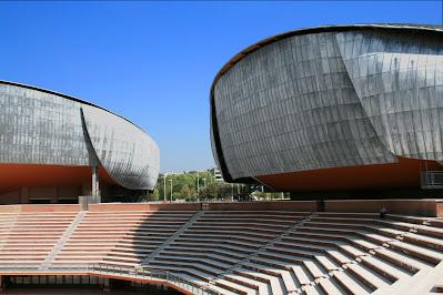 auditorium-Roma-Renzo Piano-copertura-acciaio zincato