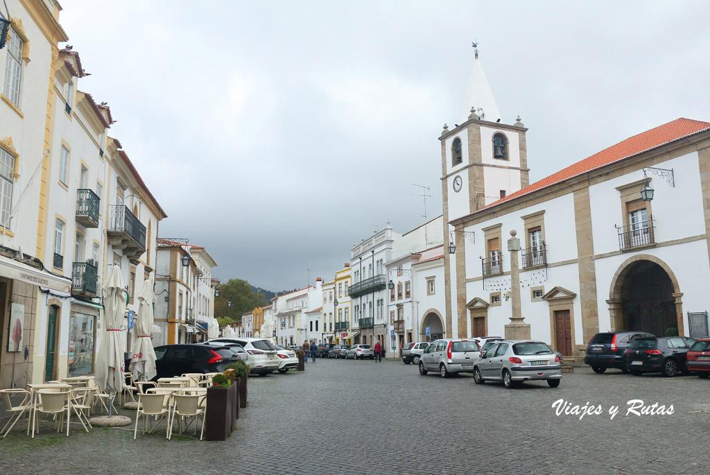 Rua Bartolomeu Álvares da Santa, Castelo de Vide