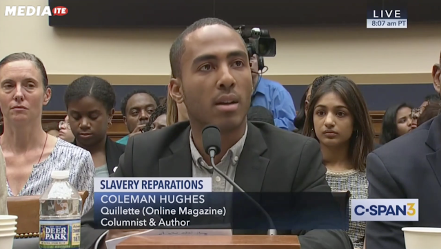 Chill, Chill, Chill, Chill!': Congressional Hearing Explodes As Witness Trashes Slavery Reparations Bill