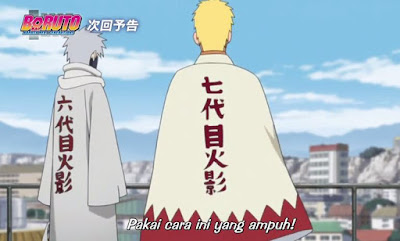 Boruto: Naruto Next Generations Episode 18 Subtitle Indonesia