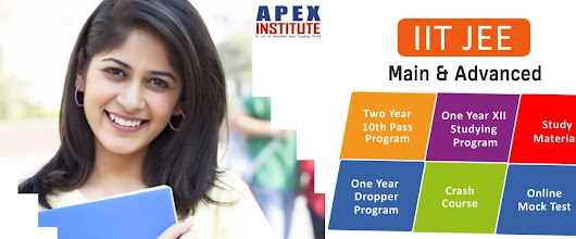Apex Institute: A Leading Coaching Institute - IIT JEE (JEE Main - JEE Advance) /AIPMT (NEET)