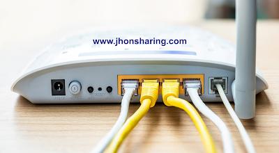 Tutorial Cara Sharing Internet dari WIFI/Modem Menggunakan Kabel LAN