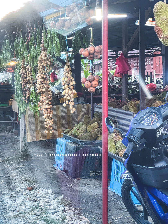 Kedai Buah Tepi Jalan Kuala PIlah-Seremban