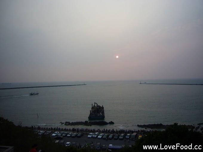 高雄鼓山-西子灣風景區-西子夕照 來西子灣看夕陽-xi zi wan