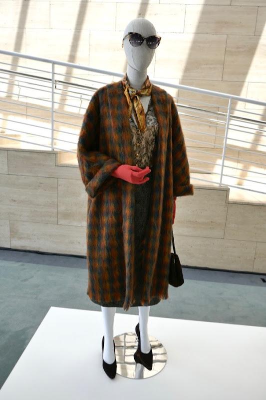 Vanessa Kirby Princess Margaret Day Coat costume Crown season 2
