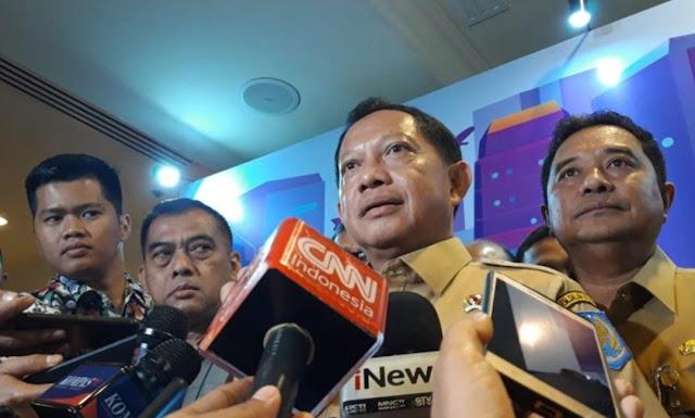 Tito: Politik RI Stabil Setelah Gabungin 01-02, Tinggal Urusan 212