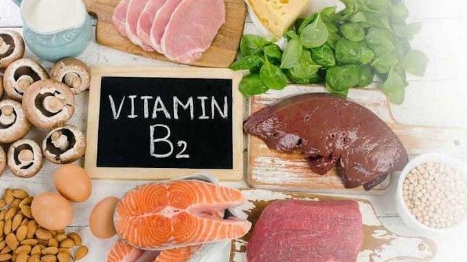 """B2 Vitamini """"Riboflavin"""" Nedir?"""