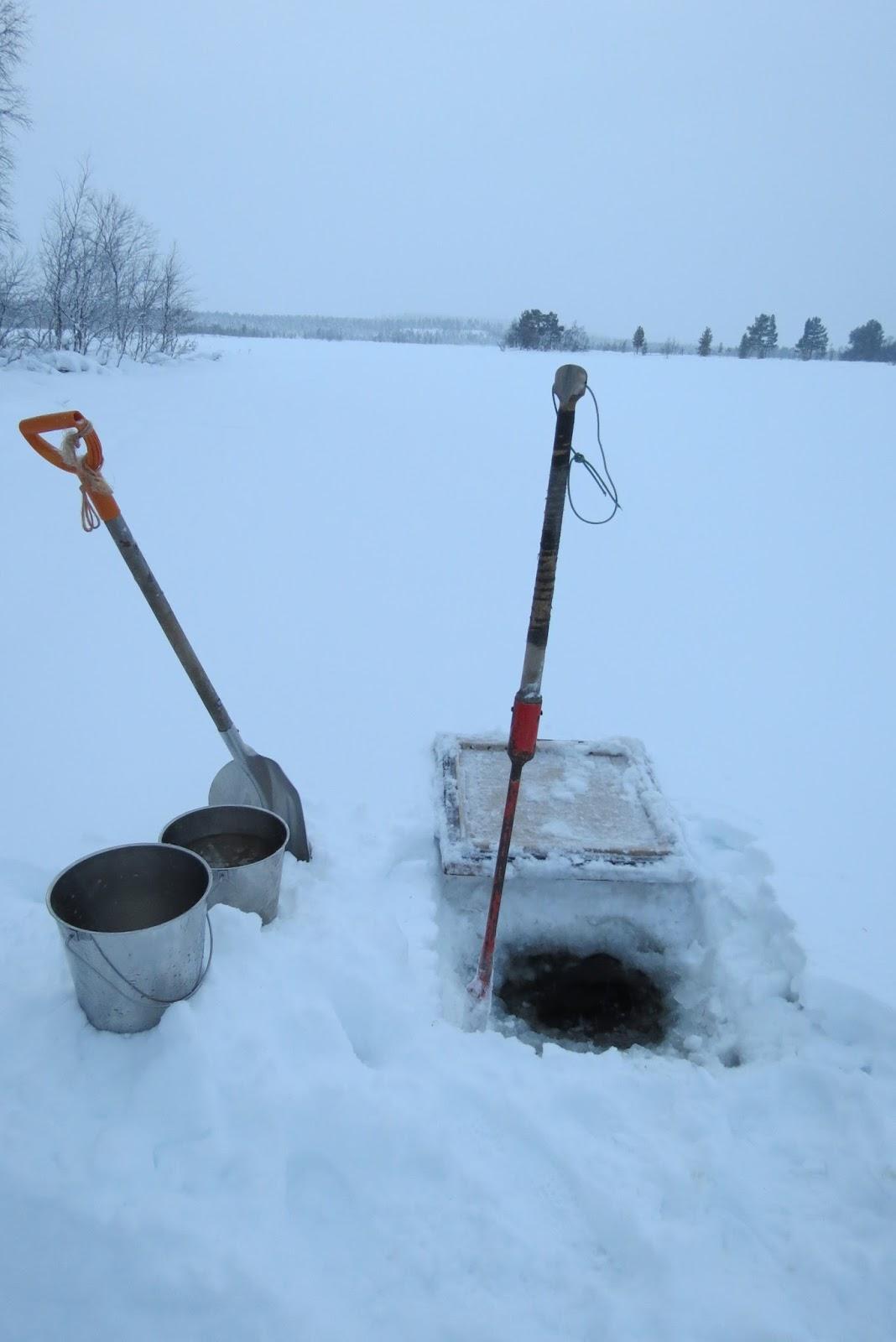 Lunta Tulvillaan