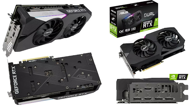 ASUS-DUAL-GeForce-RTX-3060-Ti-OC-Box-Front-Rear-Side-Top-IO-Views