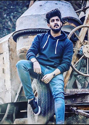 Stylish Sitting Photo Pose For Boys For Photoshoot
