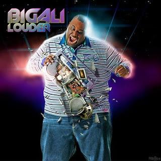 Big Ali – Louder (2008) [CD] [FLAC]