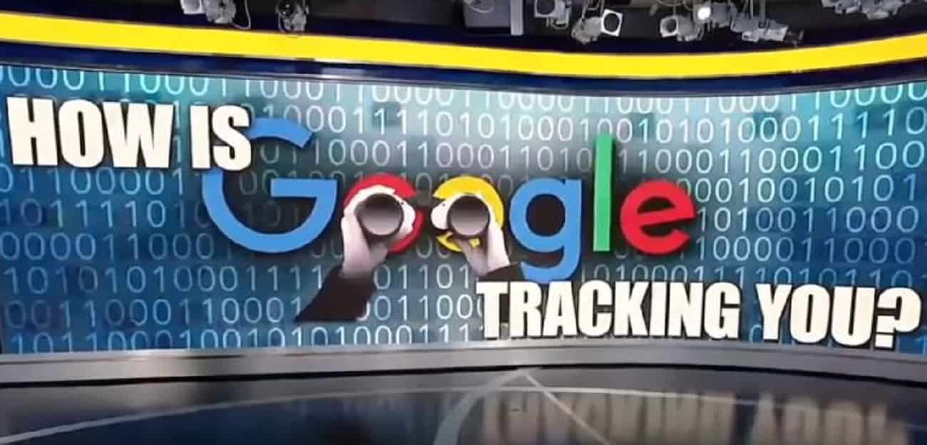 Google is spying on users data