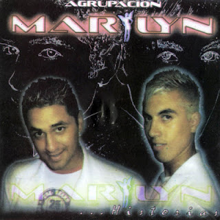 AGRUPACION MARILYN - HISTORIAS CD