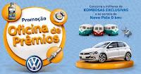Promoção Oficina de Prêmios Volkswagen oficinadepremios.com.br