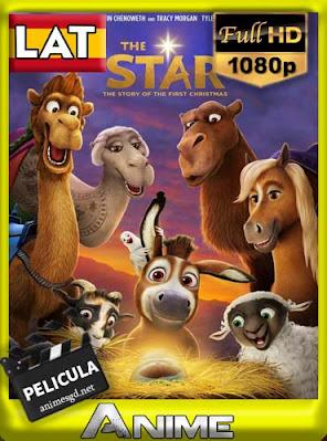 The Star (La estrella de Belén) (2017)HD [1080p] Latino [GoogleDrive] BerlinHD