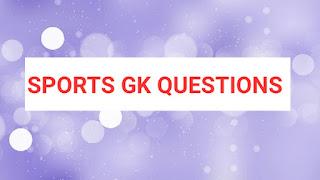 quizbase sports gk