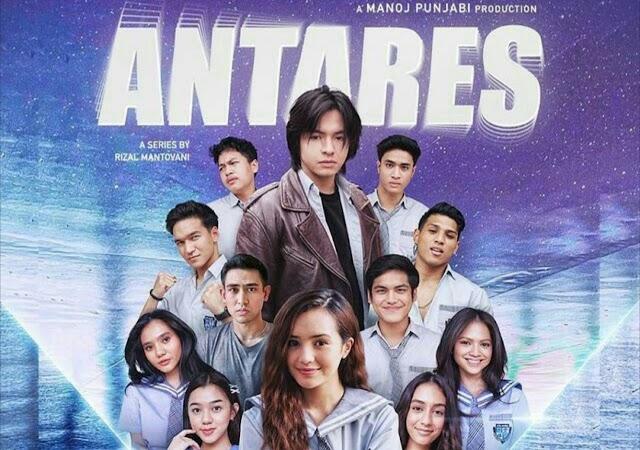 Nonton dan Download film Antares Episode 1A Sampai 8B Full Movie