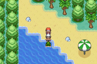Pokemon Light Version para GBA Playa Pokemon