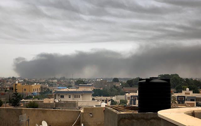 """عاجل الان من مصدر عسكري: مقتل 8 جنود من الجيش الليبي في """"غارة تركية"""" وإسقاط طائرة،،،،تفاصيل الخبر"""