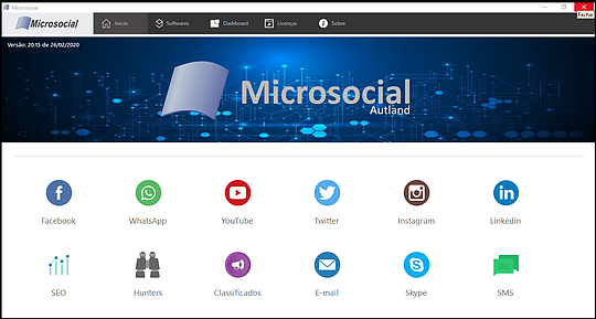 AutLand Suite Microsocial v20.54 Download Grátis