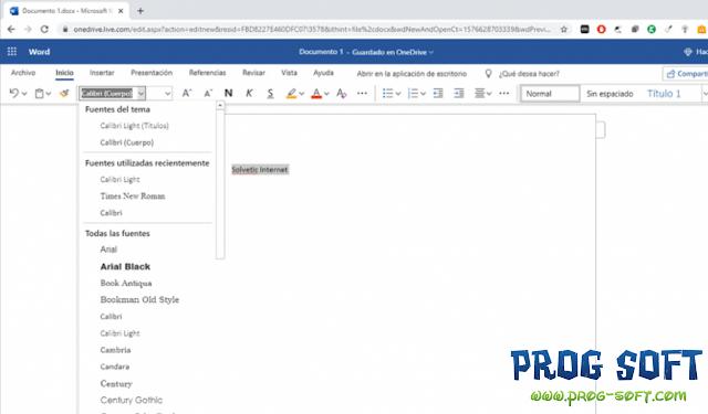 تحميل برنامج مايكروسوفت وورد 2010 Microsoft Word