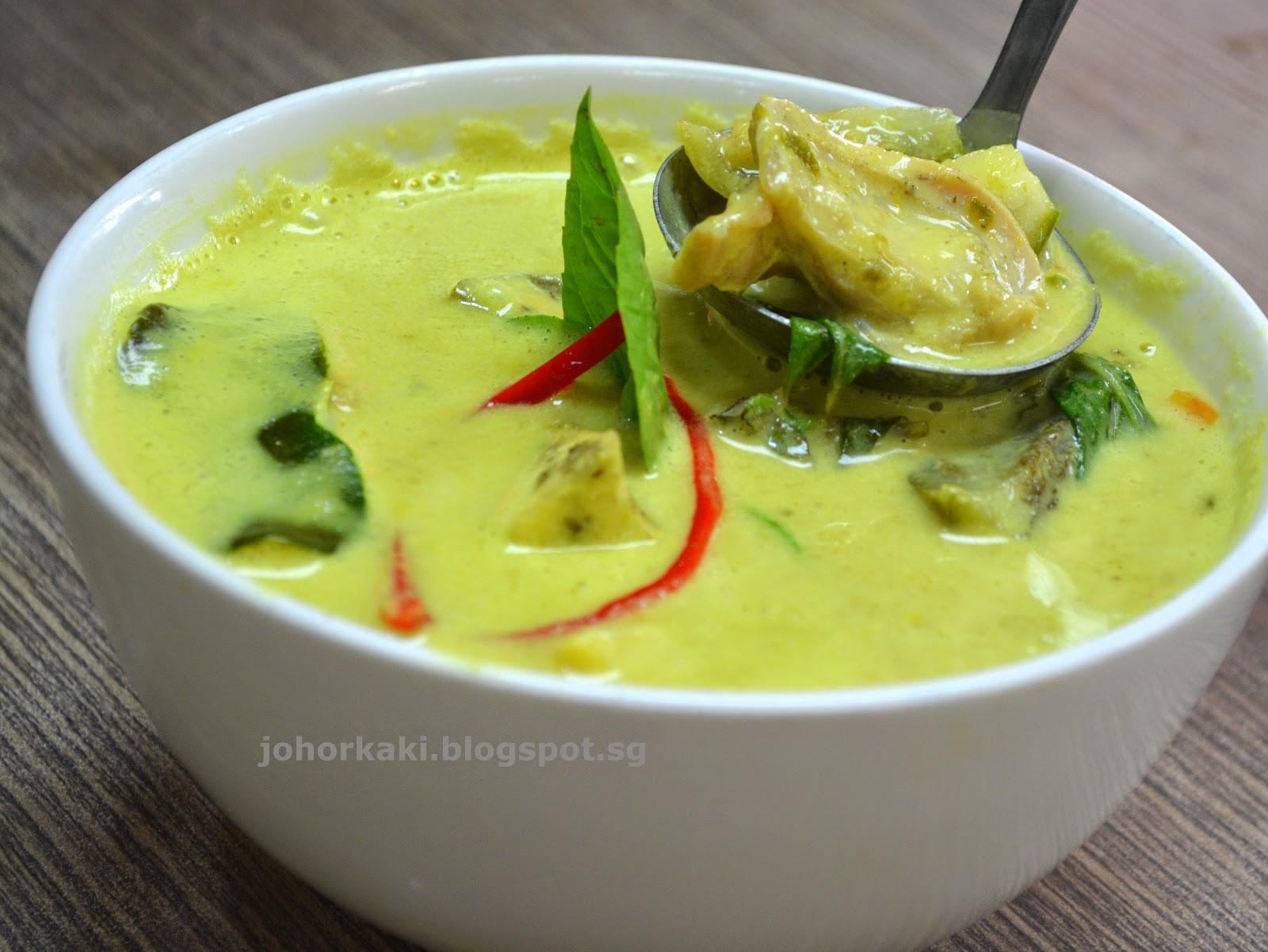 Wang Thai Kitchen Menu